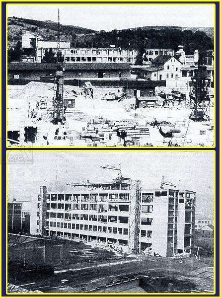 Výstavba 24-patrová budova